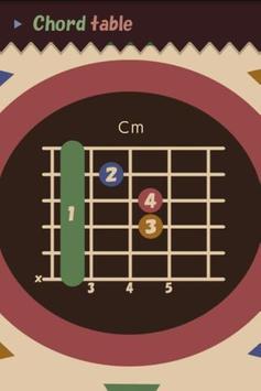 Guitar Tuner Hidamari screenshot 2