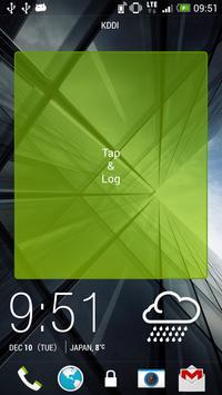 OneTapLog screenshot 4