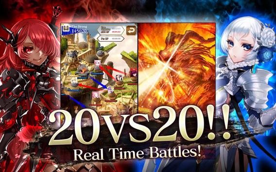 Age of Ishtaria - A.Battle RPG स्क्रीनशॉट 2