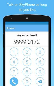 SkyPhone imagem de tela 3