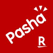 Rakuten Pasha - レシート送信で楽天ポイントもらえる icon