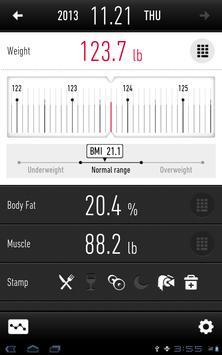 Weight Loss Tracker - RecStyle capture d'écran 4