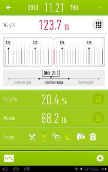Weight Loss Tracker - RecStyle capture d'écran 8
