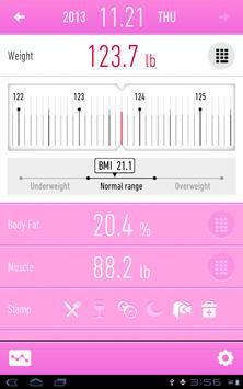 Weight Loss Tracker - RecStyle capture d'écran 9