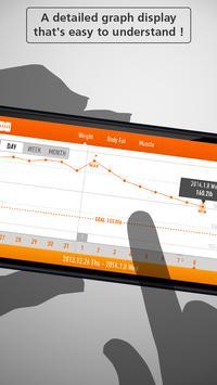 Weight Loss Tracker - RecStyle capture d'écran 3