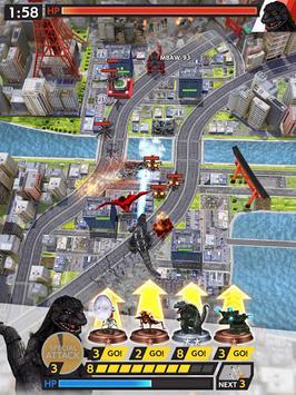 GODZILLA BATTLE LINE screenshot 23