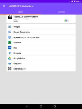e-BRIDGE File Handler screenshot 2