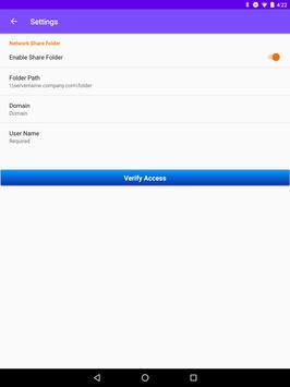 e-BRIDGE File Handler screenshot 3