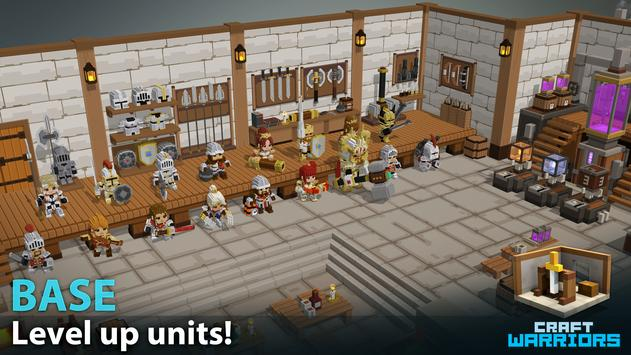 Craft Warriors screenshot 4