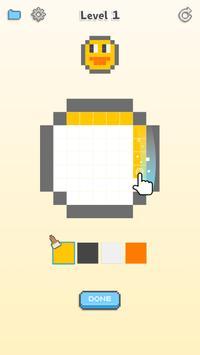 Pixel Paint! plakat