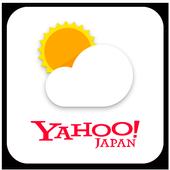 Yahoo!天気 - 雨雲や台風の接近がわかる気象レーダー搭載の天気予報アプリ アイコン