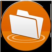 容量スッキリ Yahoo!ファイルマネージャー icono