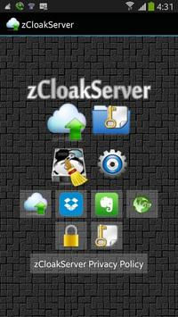 zCloakServer poster