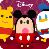 ディズニー マイリトルドール - 小さなディズニーキャラクターと着せ替えが楽しめるアバターアプリ icon