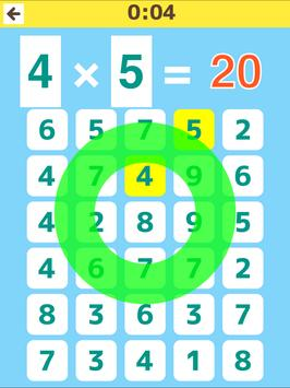 Multiplication Table Practice screenshot 11