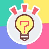 Logical Thinking Quiz - Fun education series icon
