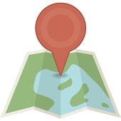 [地図に写真付きメモ] MyMap icon