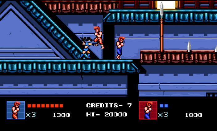 Double Dragon 4 For Android Apk Download