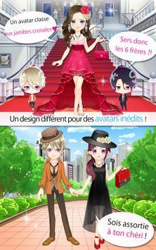 Amour endiablé dating sim screenshot 12