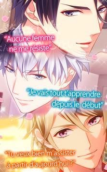 Amour endiablé dating sim screenshot 2