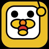 写真で一言ボケて(bokete)-画像に一言加えて面白ネタをつくる大喜利アプリ 圖標