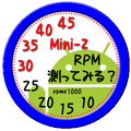 Try to measure RPM?