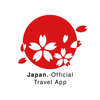 Japan Official Travel App 圖標