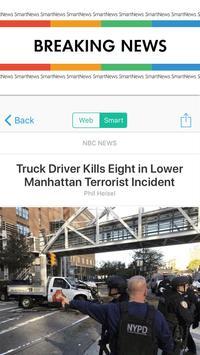 SmartNews screenshot 1