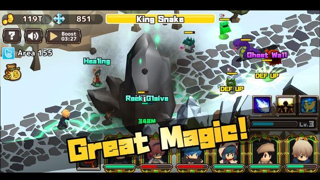Killing Time Heroes  - The RPG - screenshot 1