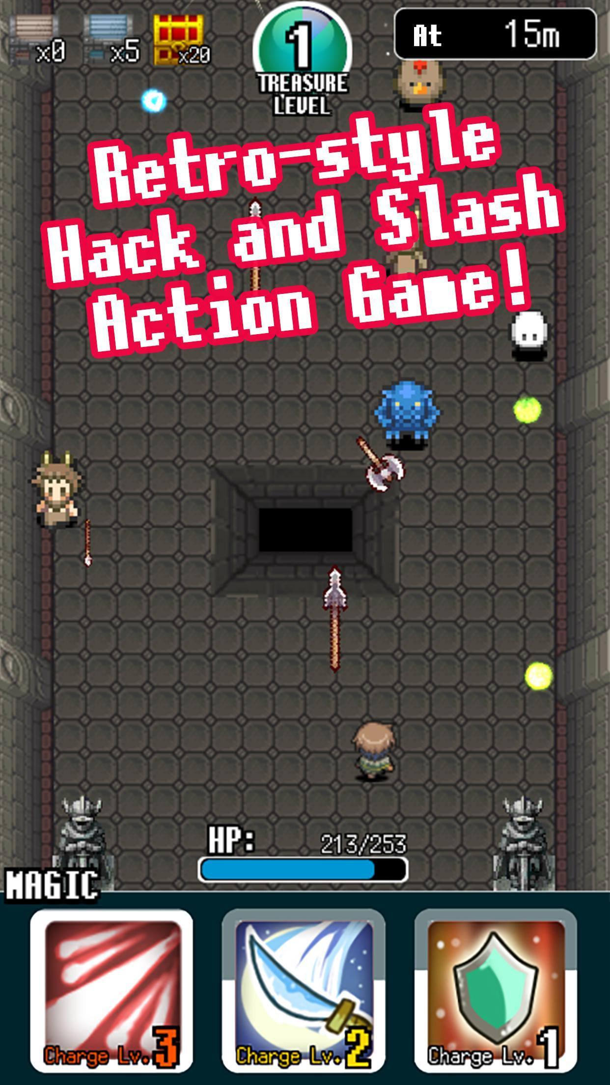 Pixel Dungeon Hero for Android - APK Download