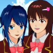 SAKURA School Simulator icon