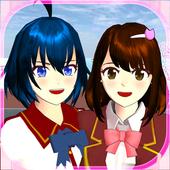 SAKURA School Simulator-icoon
