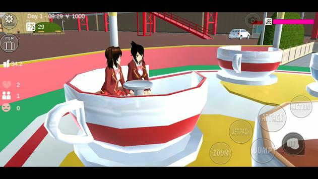 SAKURA School Simulator screenshot 3