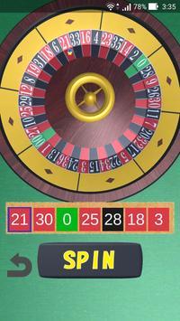 Roulette Wheel screenshot 2