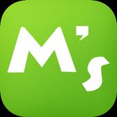 テニスショップエムズ 公式アプリ icon
