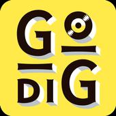 GO DIG(ゴーディグ)-アナログレコード専門フリマアプリ icon
