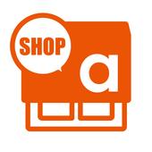ショップアプリ for au icon