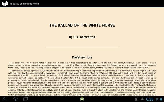 The Ballad of the White Horse screenshot 2