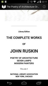 The Poetry of Architecture screenshot 1
