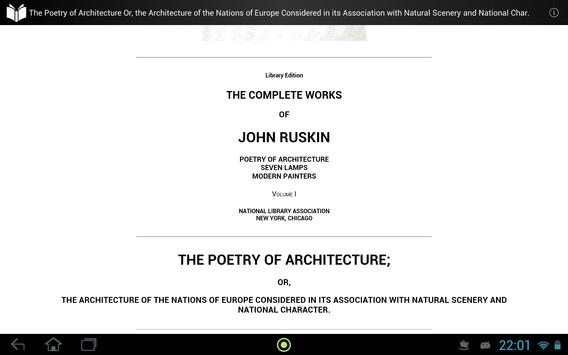 The Poetry of Architecture screenshot 3
