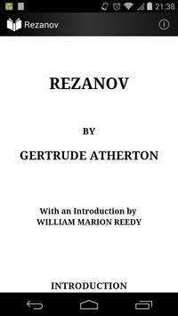 Rezanov poster