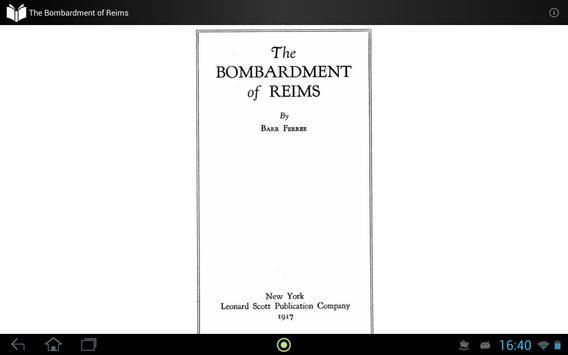The Bombardment of Reims screenshot 2