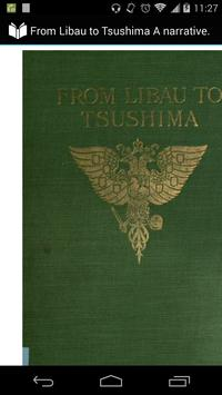 From Libau to Tsushima poster