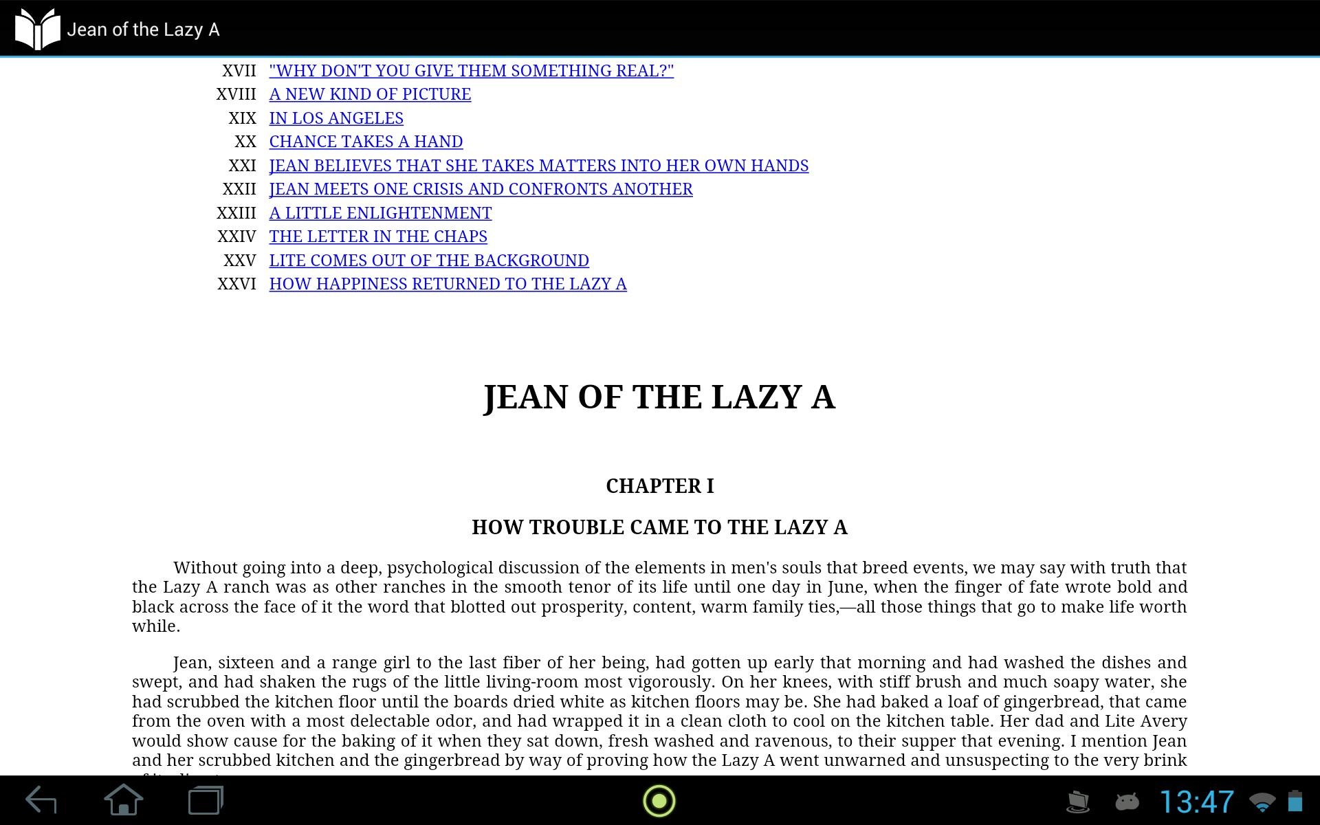 Jean of the Lazy A poster