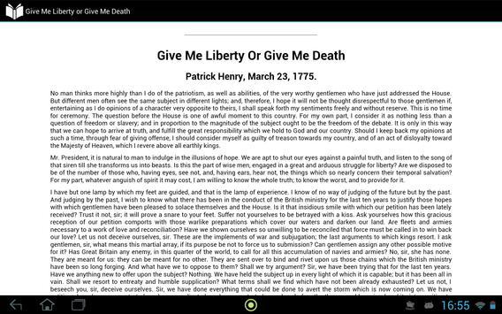 Give Me Liberty or Death screenshot 2