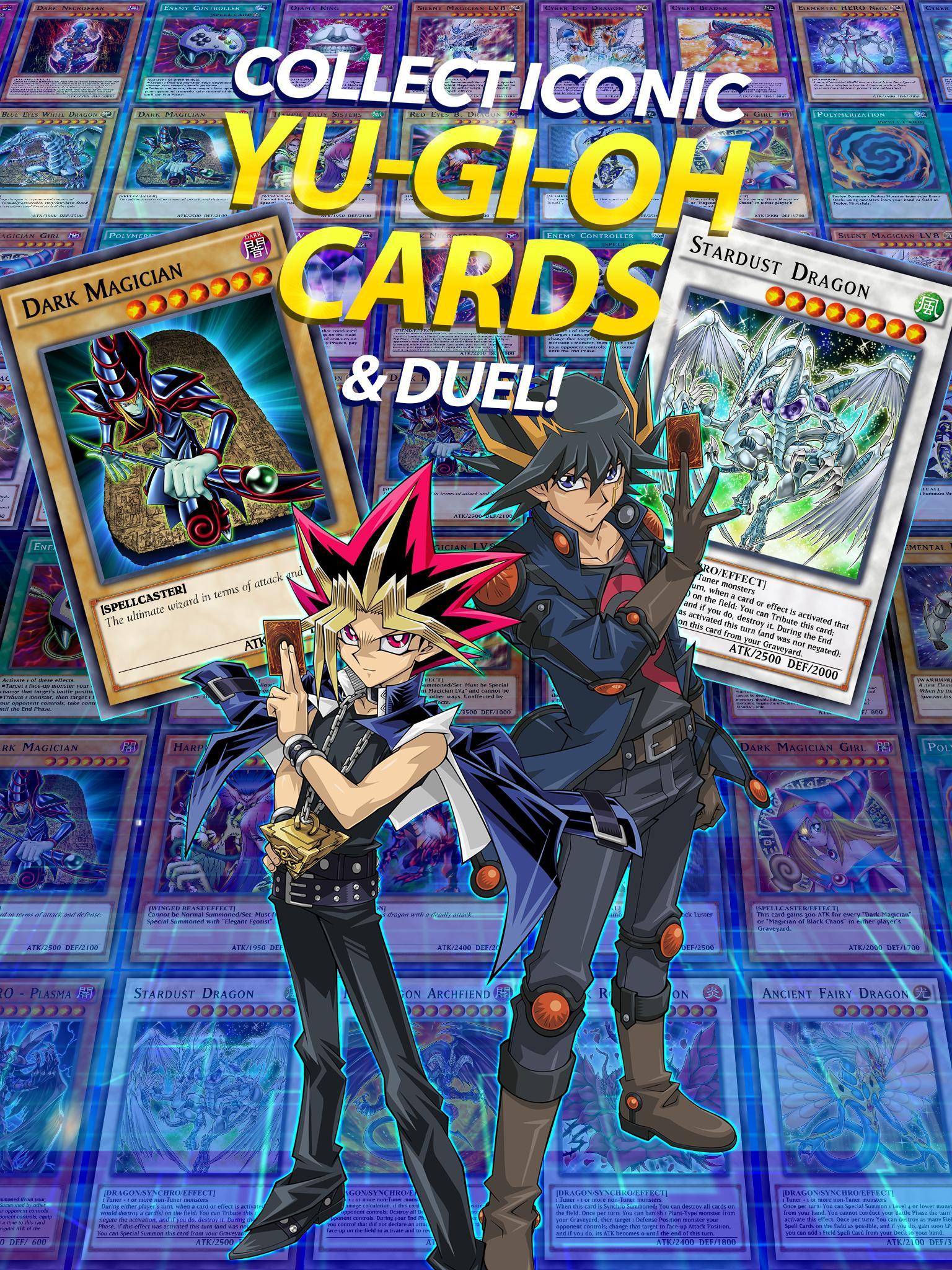 Yu-Gi-Oh! Duel Links cho Android - Tải về APK