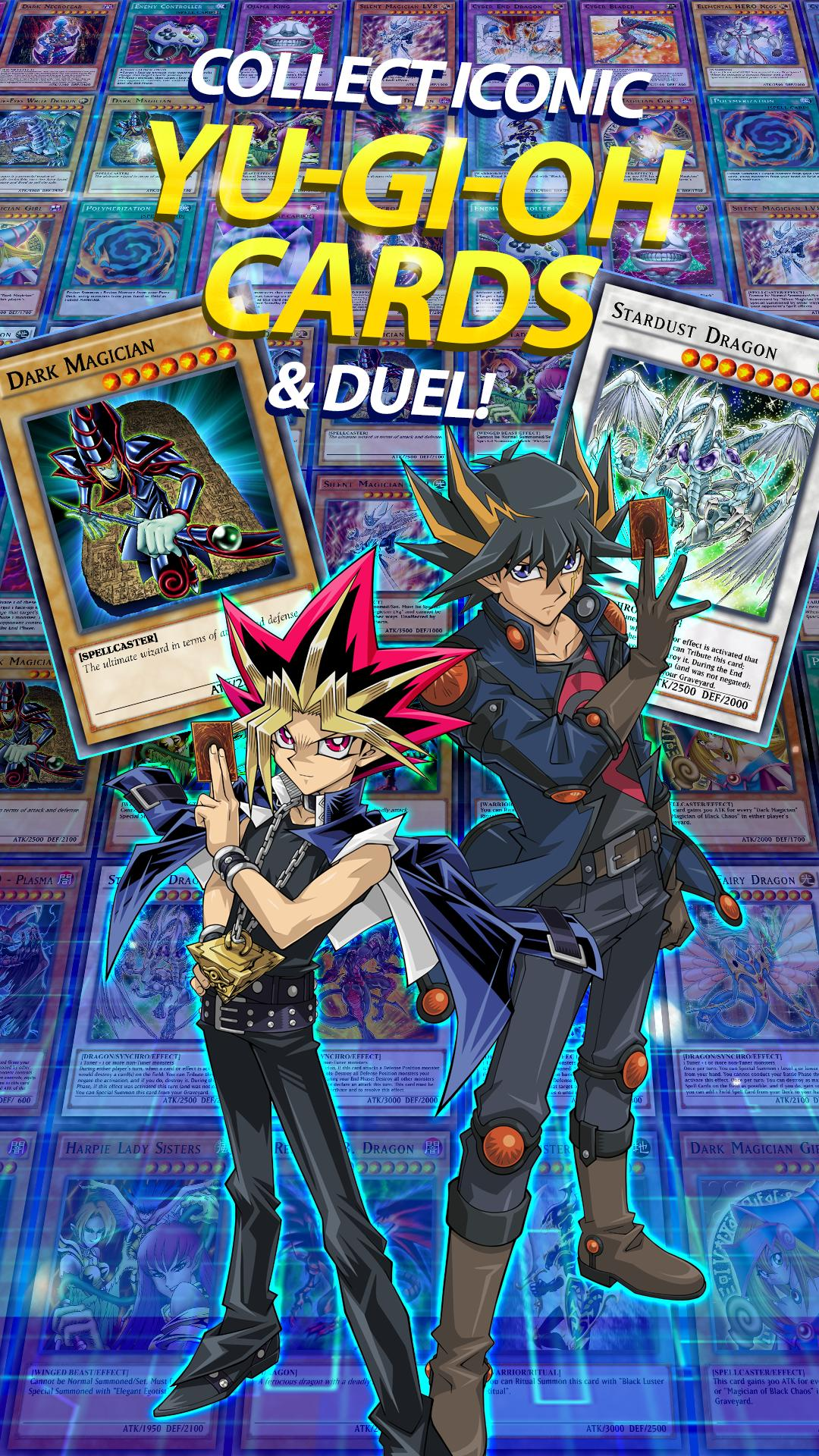 Yu-Gi-Oh! Duel Links for Android - APK Download