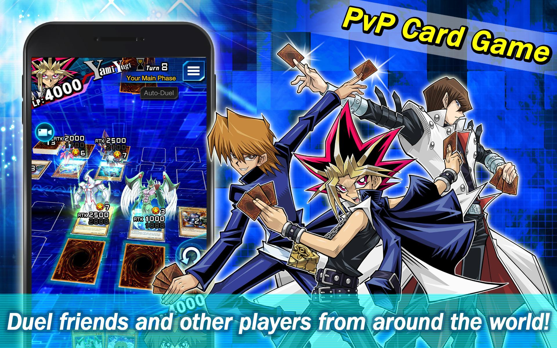 yugioh duel links for android  apk download