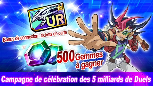 Yu-Gi-Oh! Duel Links capture d'écran 6