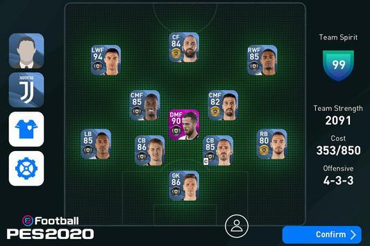 eFootball PES 2020 screenshot 5
